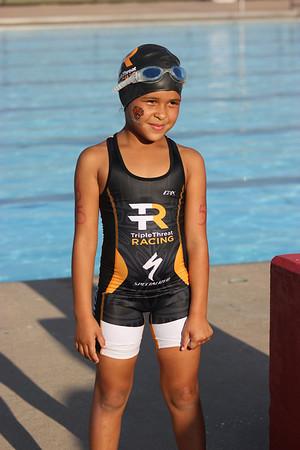 TriFest Kids Swim 2013