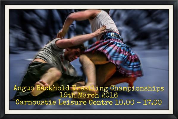 Angus Backhold Wrestling Championships 2016