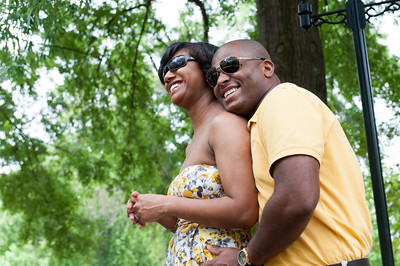 Shannan & Guy - Pre-wedding Photos