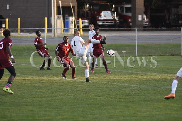 10-19-15 Sports Scott @ Napoleon Boys Soccer