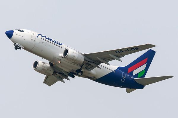 HA-LOB - Boeing 737-7Q8