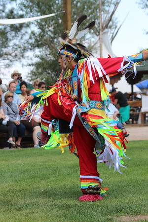 Indian Dances & Frontier Days