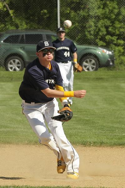 Penn Charter at Springfield baseball