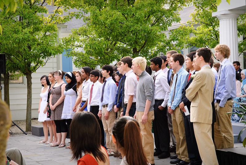 mvgrad2011-TOP_3230 MVCDS Graduation, Class of 2011