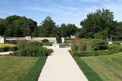 St. Dominic's Garden