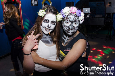 Bootie 2 Nov 2013: Day of the Dead Party