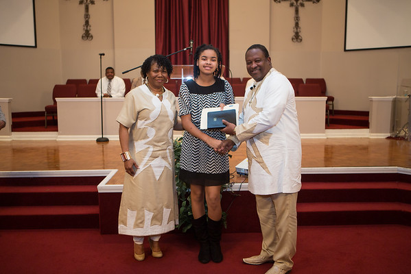 TOP Baptism's Feb 21 2016