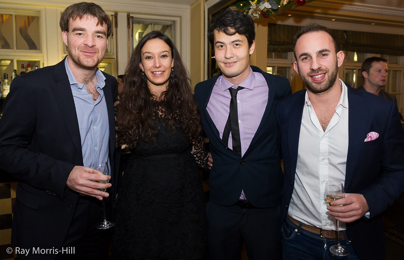 Gawain Jones., Fiona Steil-Antoni, David Howell and Lawrence Trent