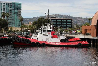 Tugs & Workboats San Pedro 17 apr 2017