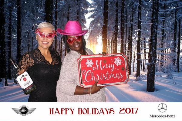 Tafel Christmas Party 2017