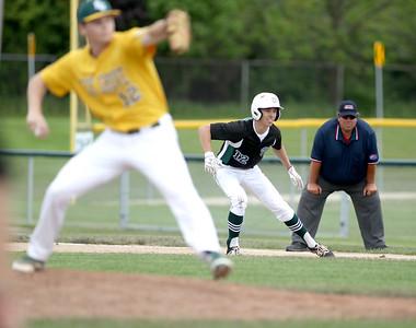 Glenbard West baseball sectional