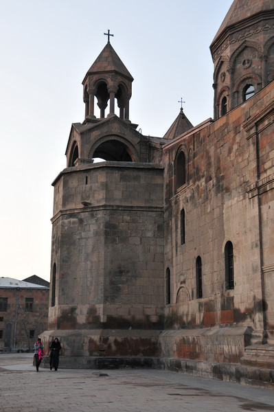 081214 0151 Armenia - Yerevan - Assessment Trip 03 - Church from 300 AD ~R.JPG