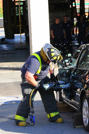Jaws of Life Demonstration - 7/10/14