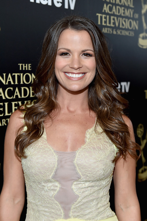 . Actress Melissa Claire Egan attends The 41st Annual Daytime Emmy Awards at The Beverly Hilton Hotel on June 22, 2014 in Beverly Hills, California.  (Photo by Alberto E. Rodriguez/Getty Images for NATAS)