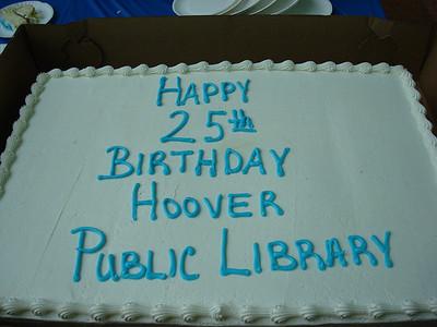 HPL 25th Birthday 2008