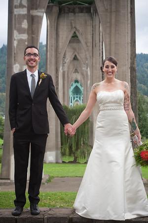 Debbie and Jeremy's Wedding