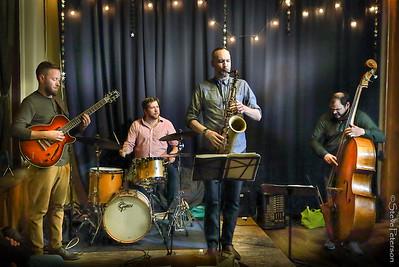 Atlantis Quartet, Black Dog, 12/5/15