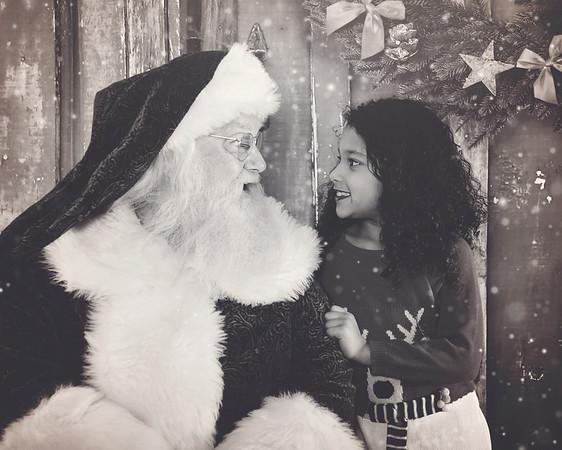 Jordan & Santa