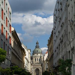 St. Stephen's Basilica and Matthias Church