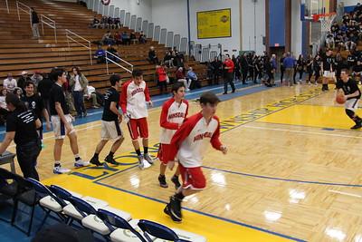Sophomore vs. Lyons Township   2-12-16