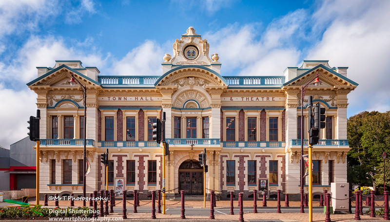 Town Hall and Theatre Invercargill