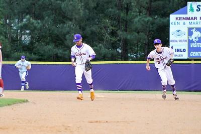 Center vs Jasper Baseball/Softball Gallery
