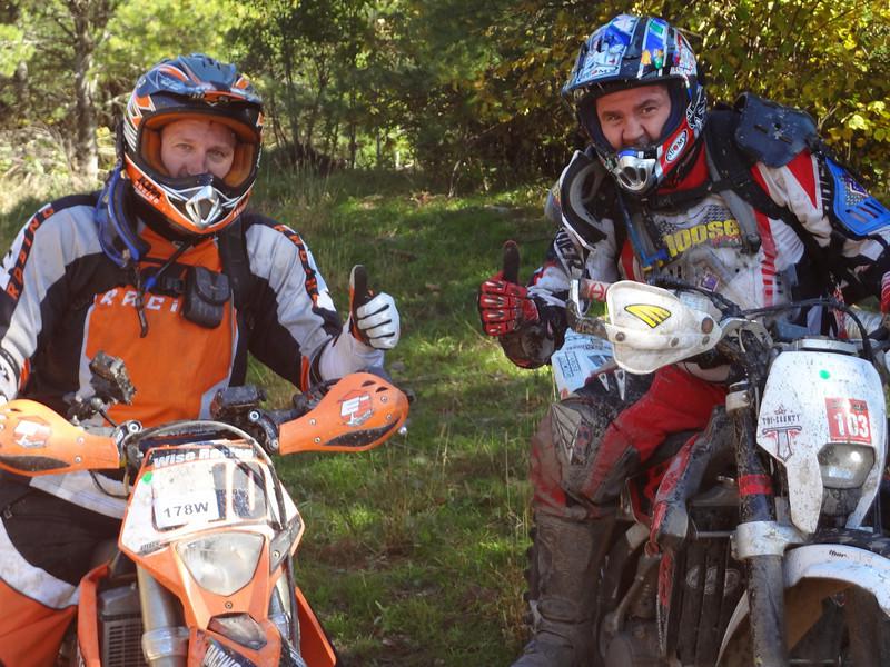 Brad & Steve take a break.JPG