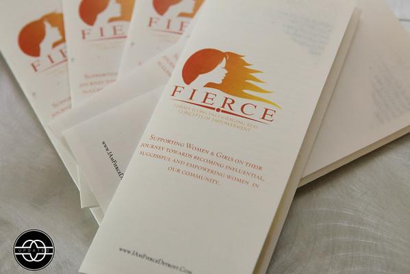 I AM FIERCE | TEA PARTY | MCGREGOR MEMORIAL CONFERENCE CENTER