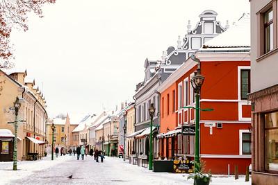 Europe (Lithuania, Denmark)