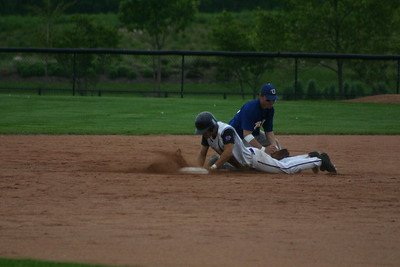 2005 Varsity Baseball vs. Lewis Center Olentangy