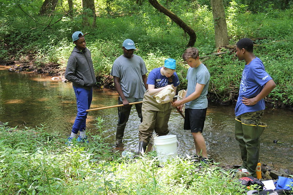 2019 Watershed Academy for High School Students