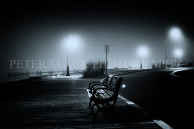 Boardwalk Fog