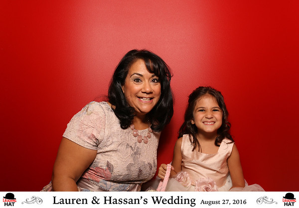 Lauren & Hassan's Wedding