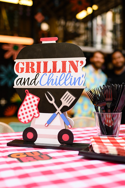 August 1, 2019 - Guru's Grillin' & Chillin' Summer BBQ Party
