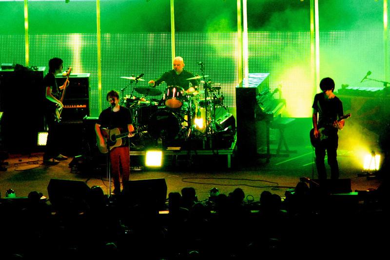 Radiohead Hollywood Bowl 08-25-08 349