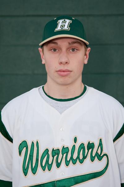 #12 – Kyle Logan RF; 1B Junior
