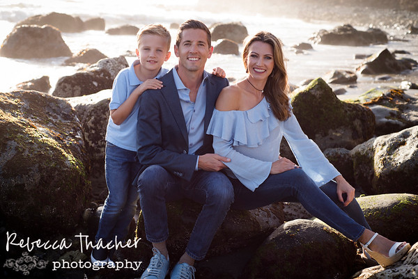 Matthews Family . Dana Point