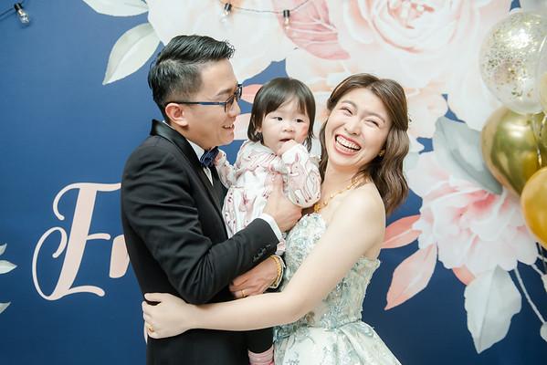 WEDDING 台北婚禮|豪鼎飯店 中興時尚