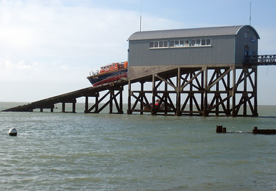 2017 Selsey Lifeboat
