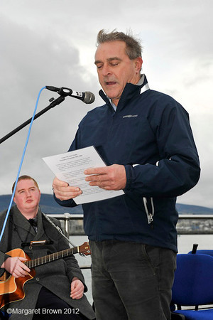 RNLI - Commemoration Service Christmas Eve 2012