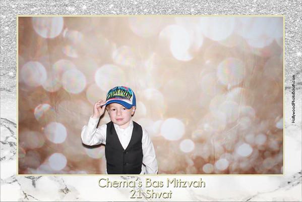 Cherna's Bas Mitzvah
