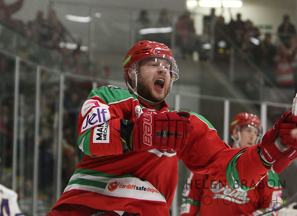 Cardiff Devils vs Manchester Storm 05-02-17
