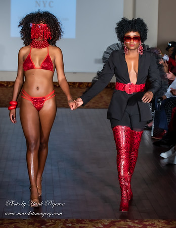 FIFI Fashion Week 2020 - Boss Lady LeCoiffeur NYC