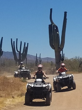 6-8-19 11AM ATV TOUR JOHN