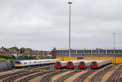 Asset Inspection Train