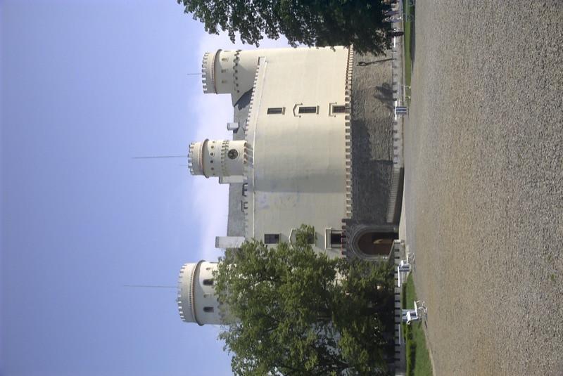 Count Swarzenberk's Castle - Orlik, Czech Republic