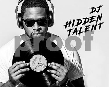 Matthew DJ Hidden Talent promo session