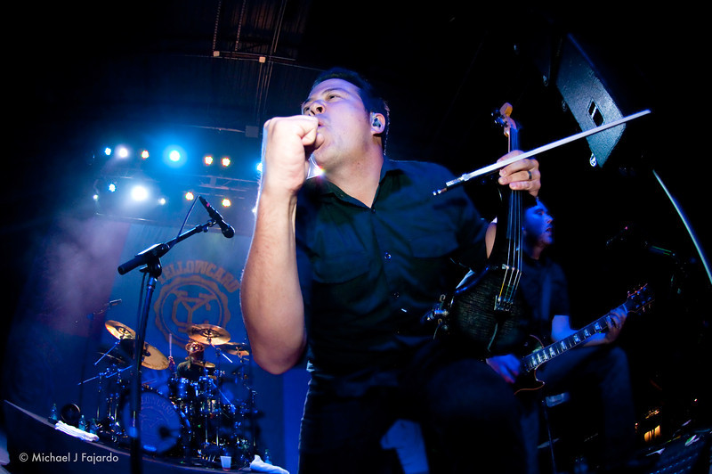 Sean Mackin Yellowcard Wednesday, June 15 Summit Music Hall, Denver, CO