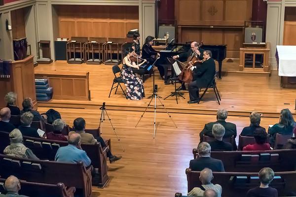 Chamber Music April 2016