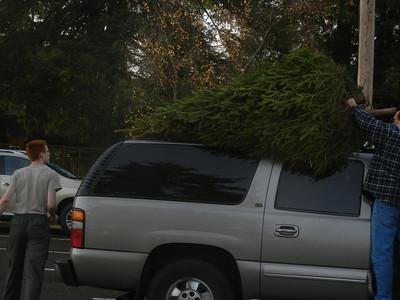 Tree Sales - Day 3 - Shift 1 - Dec 8
